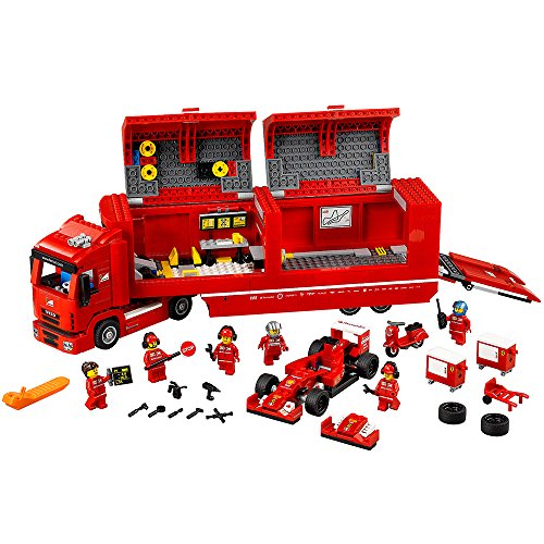 51KOZU4H4kL - LEGO Speed Champions F14 T & Scuderia Ferrari Truck 75913
