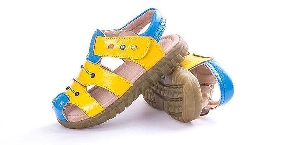 Sanalve Toddler Little Boys Girls Athletic Outdoor Sport Kids Sandal