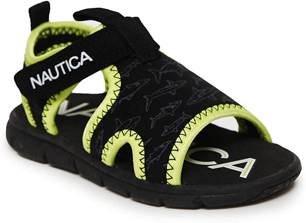Nautica Kids Sports Sandals - Water Shoes Open Toe Athletic Summer Sandal |Boy - Girl| (Little Kid/Big Kid)