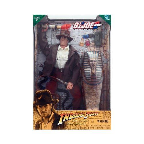 "Indiana Jones Epic Stunt Spectacular 12"" Doll"
