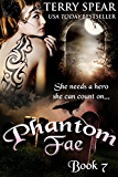 Phantom Fae (The World of Fae Book 7)