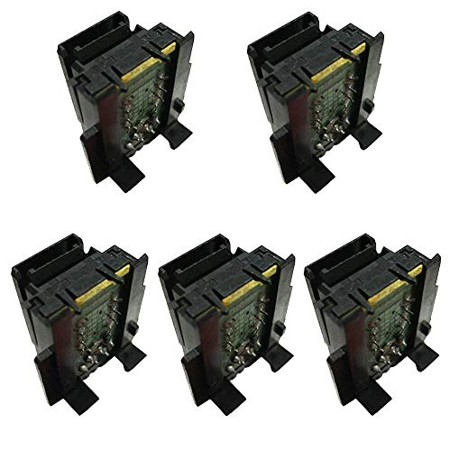 (AAA Compatible Drum Imaging Unit Reset Chip Replacement for Xerox (108R00645) Phaser 6300, 6350, 6360 Refill (5 Pack))
