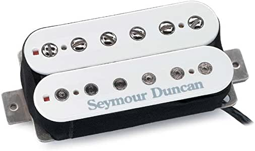 Seymour Duncan SH-4 JB Model Humbucker Pickup, White