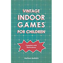 Vintage Indoor Games For Children