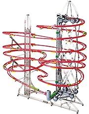Eitech 00600 00600 zestaw do budowy metalowych klocków Run n Roll, 1400-częściowy, Multi Color
