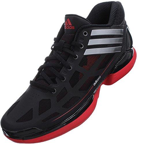 3c92bc96dc1 Adidas adizero Crazy Light Lo G49697 Mens Basketball shoes   Basketball  boots Black 14 UK  Amazon.co.uk  Shoes   Bags