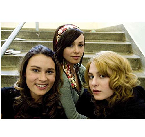 Halloween Scout Taylor-Compton, Danielle Harris, and Kristina Klebe 8 x 10 Inch Photo -