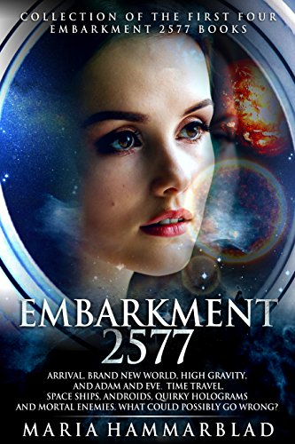 Book: Embarkment 2577 by Maria Hammarblad