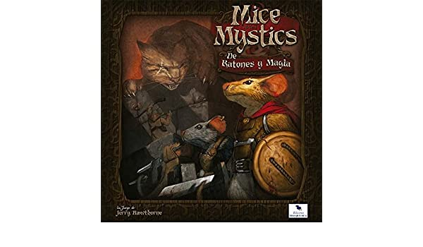 Mice and Mystics - De Ratones y Magia: Amazon.es: Juguetes y ...