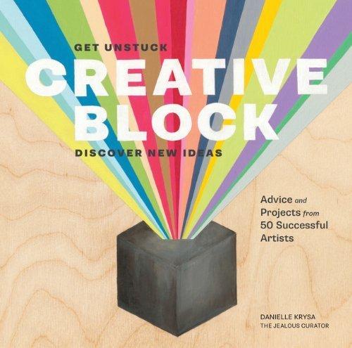 Creative Block by Danielle Krysa (2014) Paperback
