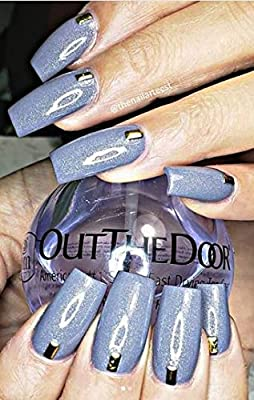 INM Out the Door Top Coat Nail Polish