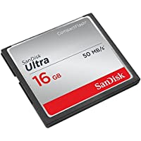 Sandisk Ultra - Flash Memory Card - 16 GB - CompactFlash...