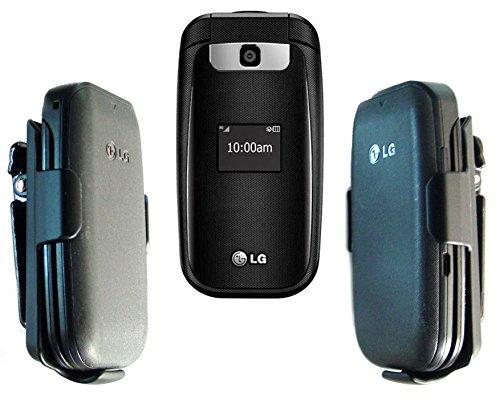 LG B470 True l.g 470 B 470 b-470 lgb470 b460 Cell Phone Holster TracFone Holder strap Case Swivel cellular mobile phones Belt Clip hold cover holder protector