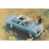 1963 Studebaker Lark Daytona Postcard