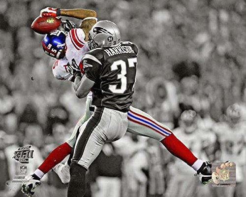 David Tyree New York Giants Spotlight Action Photo (11