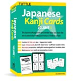 Japanese Kanji Cards Kit Volume 1: Learn 448