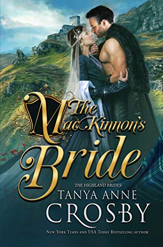 The MacKinnon's Bride (The Highland Brides Book 1) (Best Middle Names For Margaret)