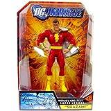 DC Universe Series 6 Captain Marvel (Shazam) Action Figure [Toy]