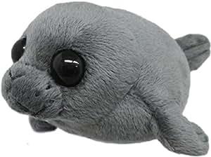 Amazon.com: Puru I'm Marin Baikal seal plush toy height 7 cm: Toys