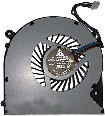 For Toshiba Satellite L55-A5234 CPU Fan