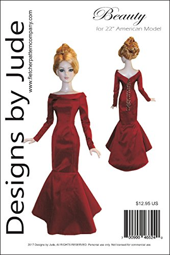 Beauty Gown Pattern for22