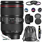 Canon EF 24-105mm f/4L IS II USM Lens - DeaL-Expo Essential Kit