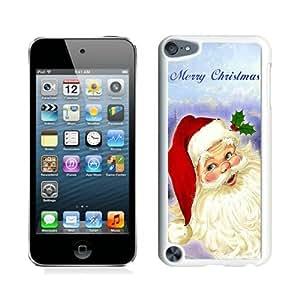 Recommend Design Santa Claus White iPod Touch 5 Case 1