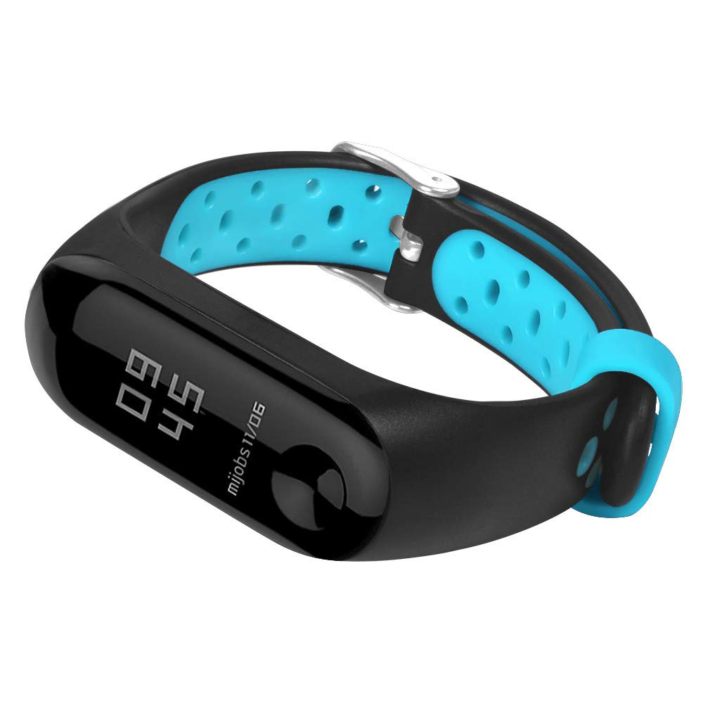 Amazon.com: Sconary Smart Watch Replacement Wrist Strap ...
