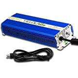 Yield Lab Horticulture 1000w Slim Line Dimmable Digital Ballast for HPS MH Grow Light