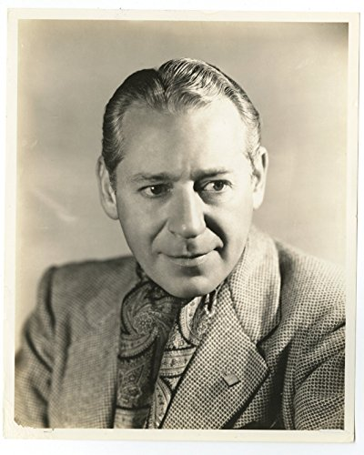 Henry O'Neill - First-rate Actor - Vintage 8x10 by Elmer Fryer