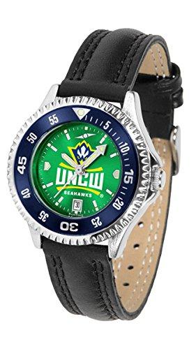Linkswalker North Carolina Wilmington Seahawks Ladies' Anochrome Bezel Watch