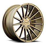 Niche M158 Form 20x8.5 5x114.3 +35mm Bronze Wheel Rim