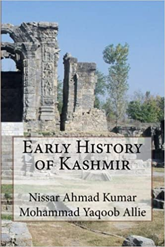 Book On Kashmir History