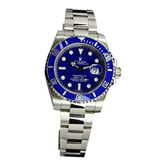 2dbf70038a7 Amazon.com  Rolex Submariner Automatic-self-Wind Male Watch 116619 ...