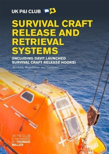 Read Online Survival Craft Release and Retrieval Systems PDF