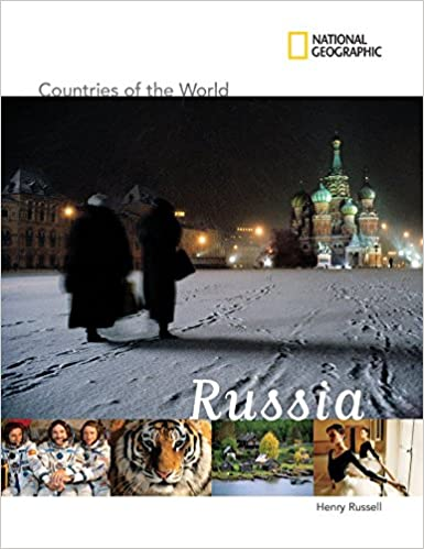 Countries Of The World: Russia por National Geographic Kids