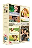4 Film Collection: Atonement/Age Of Innocence/Pride & Prejudice/Sense & Sensibility [DVD]