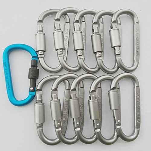 Cy3Lf Aluminum Carabiner Practical Keychain product image