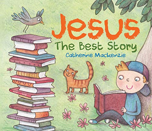 Jesus: The Best Story (Board Book)
