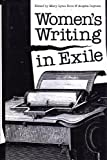 Women's Writing in Exile, Angela Ingram, Mary Lynn Broe, 0807818496