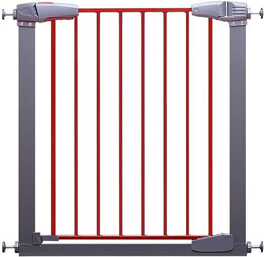 L.ORE Puerta de Seguridad para bebé a presión/Puerta/Puerta de Escalera, fácil Apertura y Cierre automático, se Adapta a Puertas/pasillos/escaleras Entre: Amazon.es: Hogar