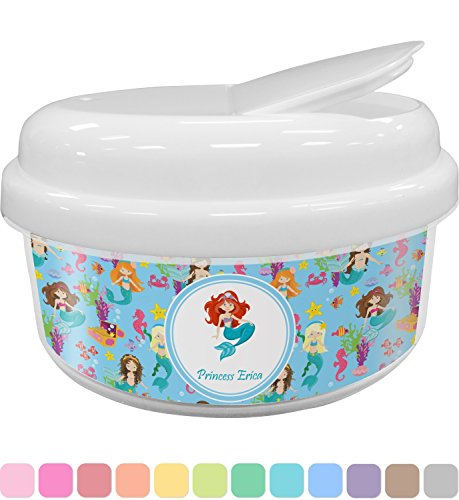 Mermaids Snack Container (Personalized) (Mermaid Container compare prices)