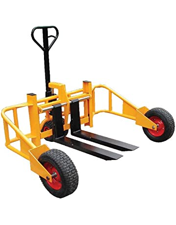 Vestil ALL-T-2 Light Duty All Terrain Pallet Truck, 2000 lbs Capacity