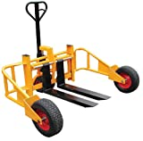 Vestil ALL-T-2 Light Duty All Terrain Pallet Truck, 2000 lbs Capacity, 32'' Length x 9-1/2'' - 26'' Width Fork