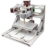 DIY CNC 3 Axis Engraver Machine PCB Milling Wood Carving Router Kit Grbl