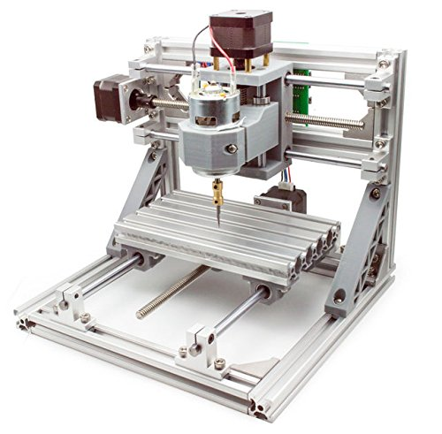 DIY CNC 3 Axis Engraver Machine PCB Milling Wood Carving Router Kit Arduino Grbl Assembled Version