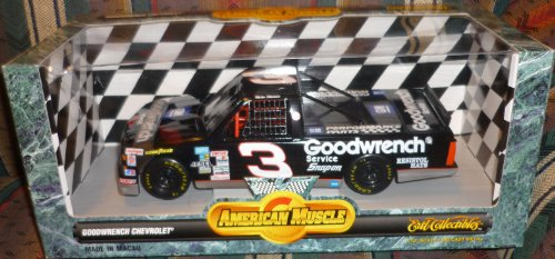 #7286 Ertl American Muscle Nascar Mike Skinner #3 Goodwrench Chevrolet Truck 1/18 Scale ()