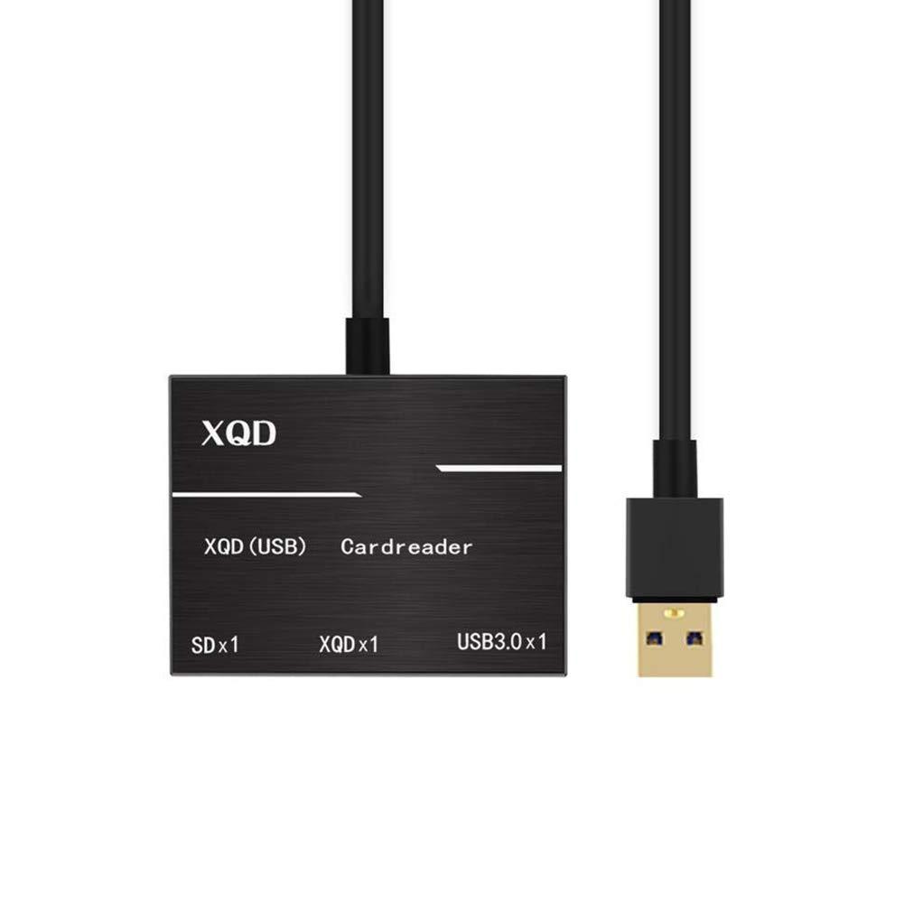 Lector de Tarjetas Tarjeta SD Viewer Portable USB3.0 para ...