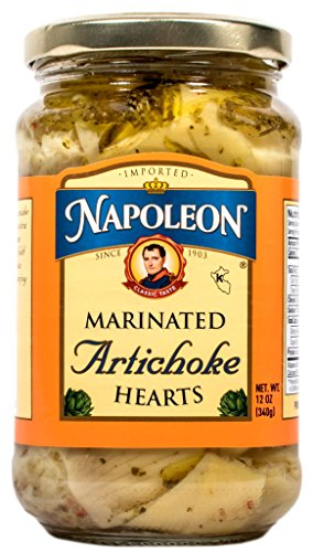 Napoleon Marinated Artichokes, 12 oz ()