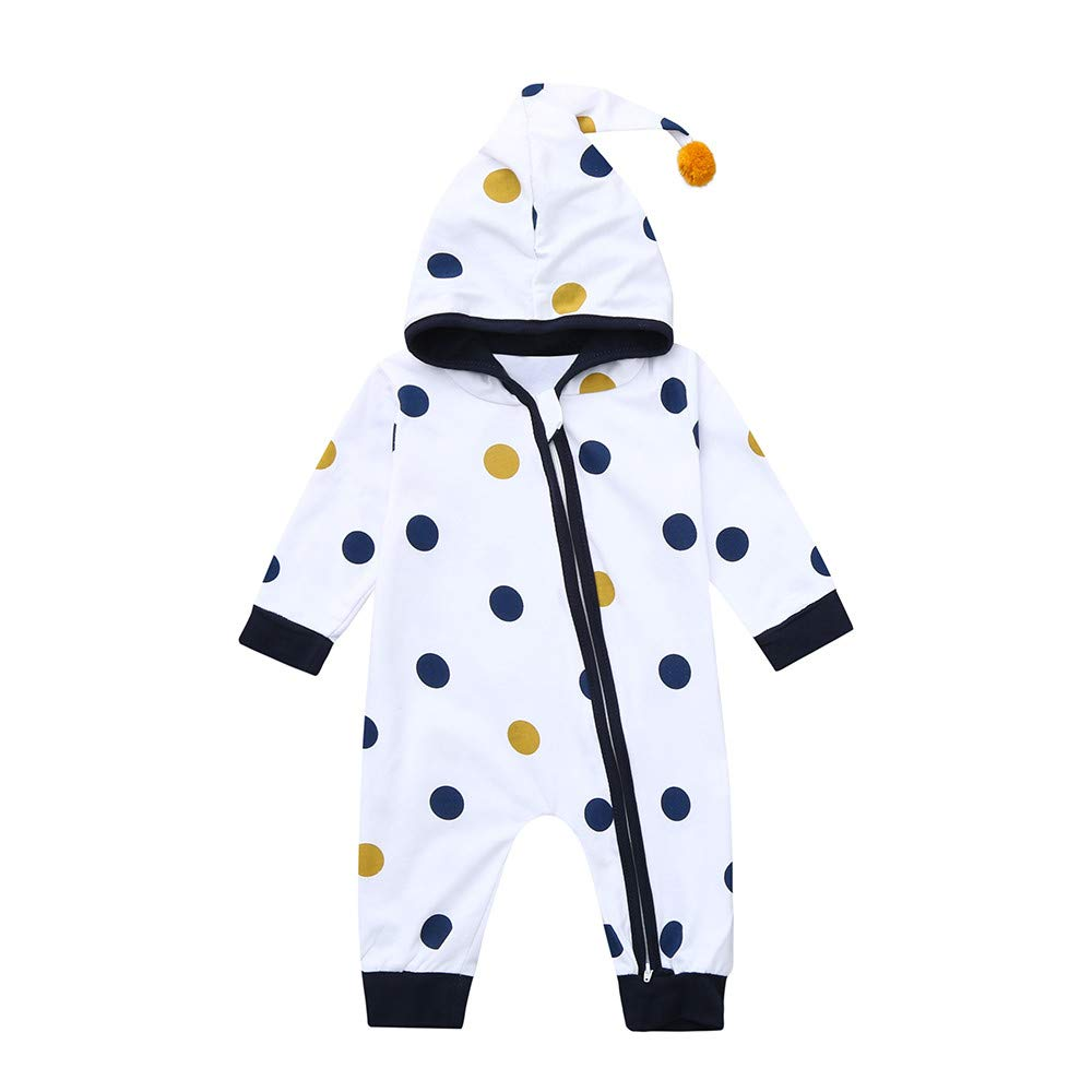 Mingfa.y_Baby Clothes Outfits Clearance Sale Baby Mä dchen (0-24 Monate) Schlafstrampler
